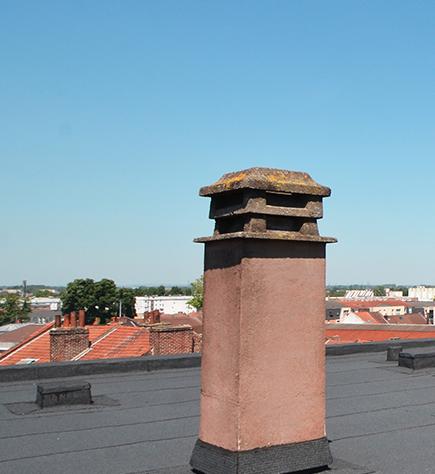 Etanchéité de toiture à Lille