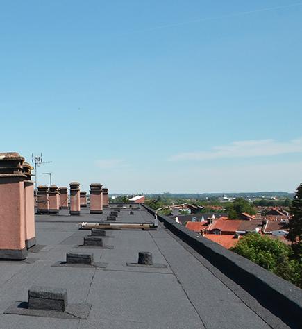 Réalisation de toiture à Lille